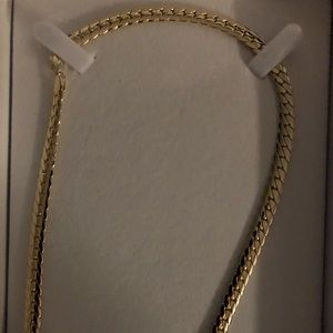 """14K Gold Plated Miami Cuban Chain 6MM 26"""" New"""